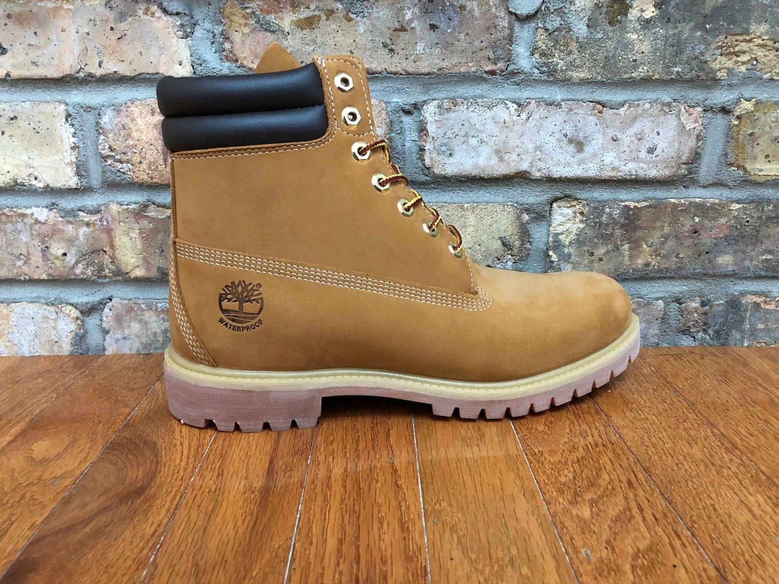美国代购男款Timberland添柏岚6 Premium靴子TB073540 M\/M