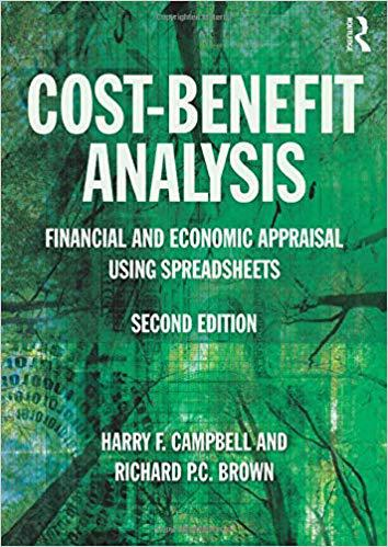 【预售】Cost-Benefit Analysis