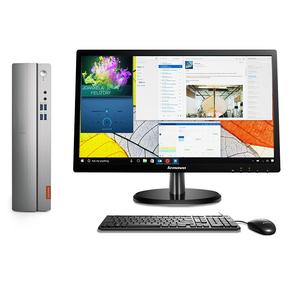 联想台式机电脑全套天逸510S i3商务办公迷你小主机电脑整机家用