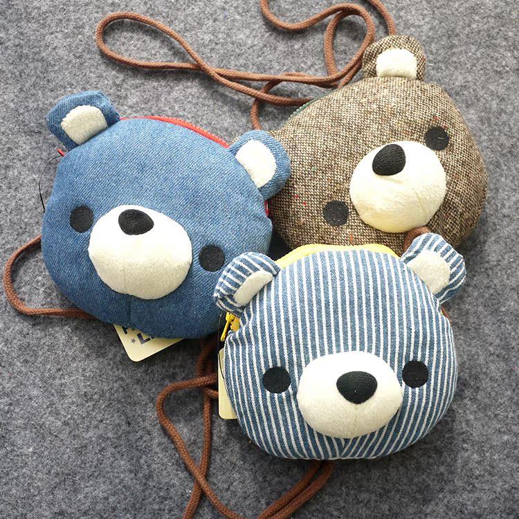 小熊童包包