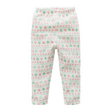 Girls' Autumn Pants 3 Pieces Japanese Baby Baby Spring and Autumn Cotton Leggings Trousers Children Pajamas Pants Home Pants