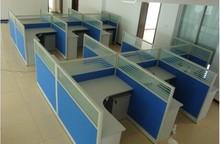 上海办公家具 屏风隔断工作位 组合职员卡座 时尚办公桌电脑桌