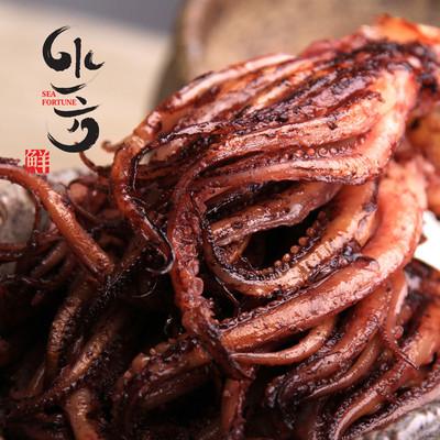 水一方现烤原味鱿鱼头铁板鱿鱼大连特产特色海鲜即食海味零食