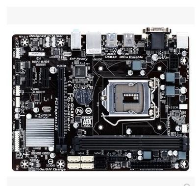 冲新 Gigabyte/技嘉B85主板 技嘉GA-B85M-D2V  1150全固态?#26102;?年网友购买经历