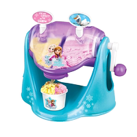 Disney ice cream machine children ice cream machine toy ice fruit machine smoothie machine set homemade girl ice cream machine