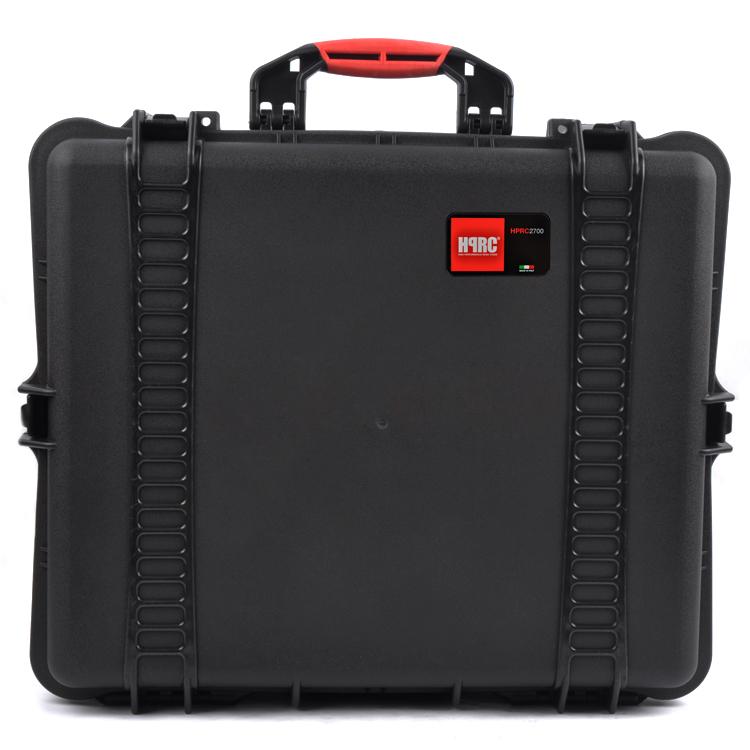 亚玛比利亚 RE2700 黑色多功能摄影箱防水防摔器材收纳箱