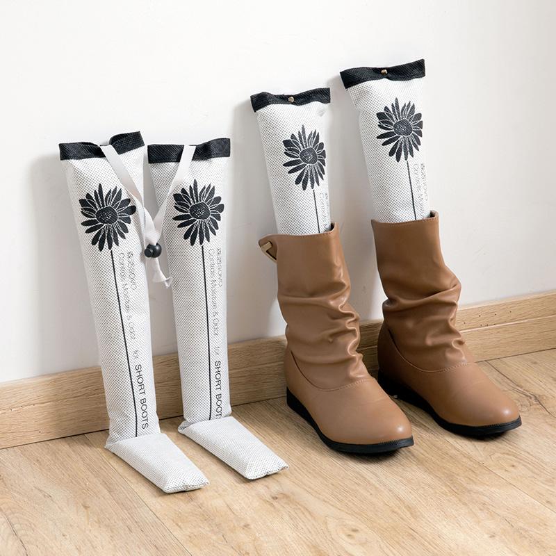 居家家 硅藻土靴筒鞋子除湿吸味包 防潮吸湿靴筒撑除臭竹炭包鞋塞