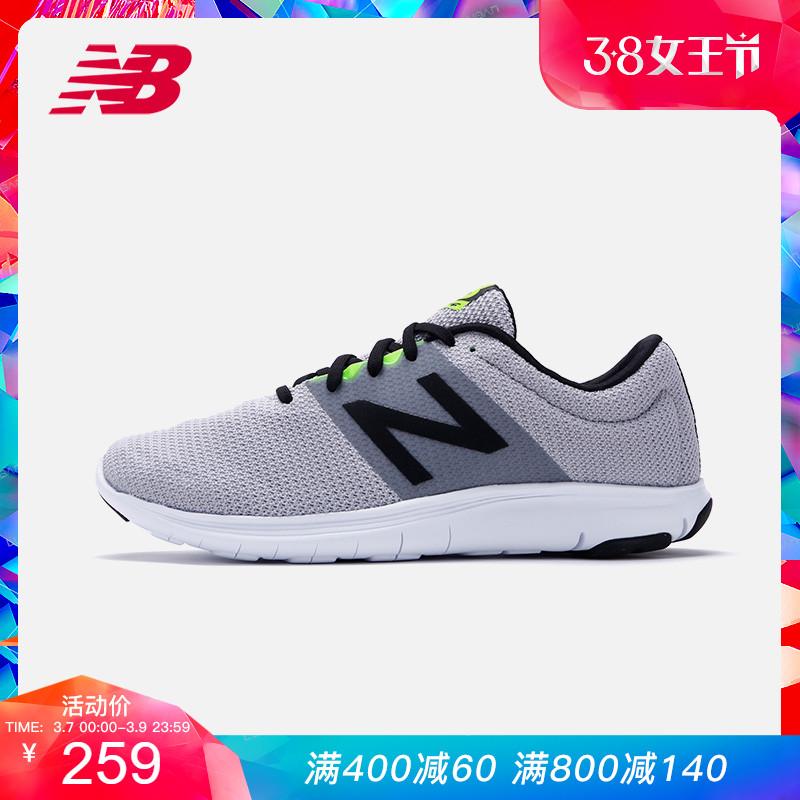 New Balance NB官方男鞋跑步鞋MKOZELG1休闲运动鞋耐磨简约网面