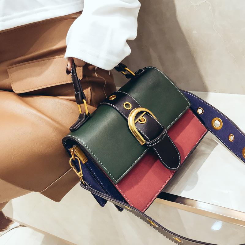 时尚复古包袋