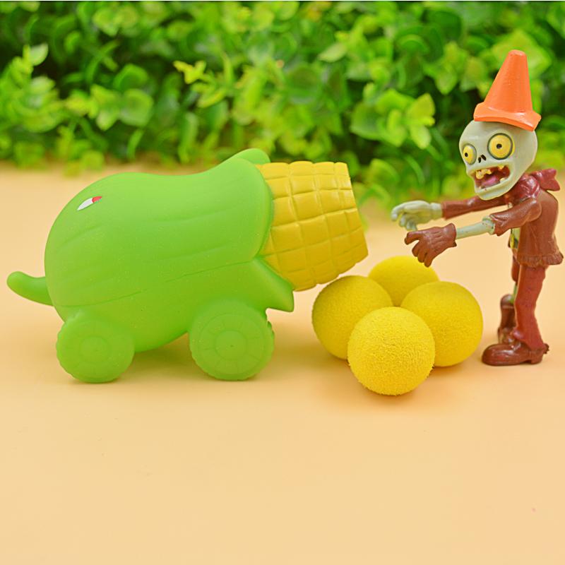 植物大战僵尸玩具  男孩女孩创意生日礼物 动漫玩具