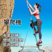 家用登山機爬山機運動攀巖機訓練扶手踏步機減肥機瘦身健身房器材