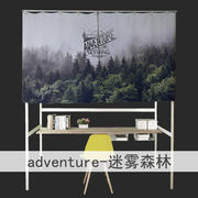 Student bed, bedroom, blackout cloth, curtain, dormitory, curtain, thickening, blackout, curtain, insole, insole, curtain