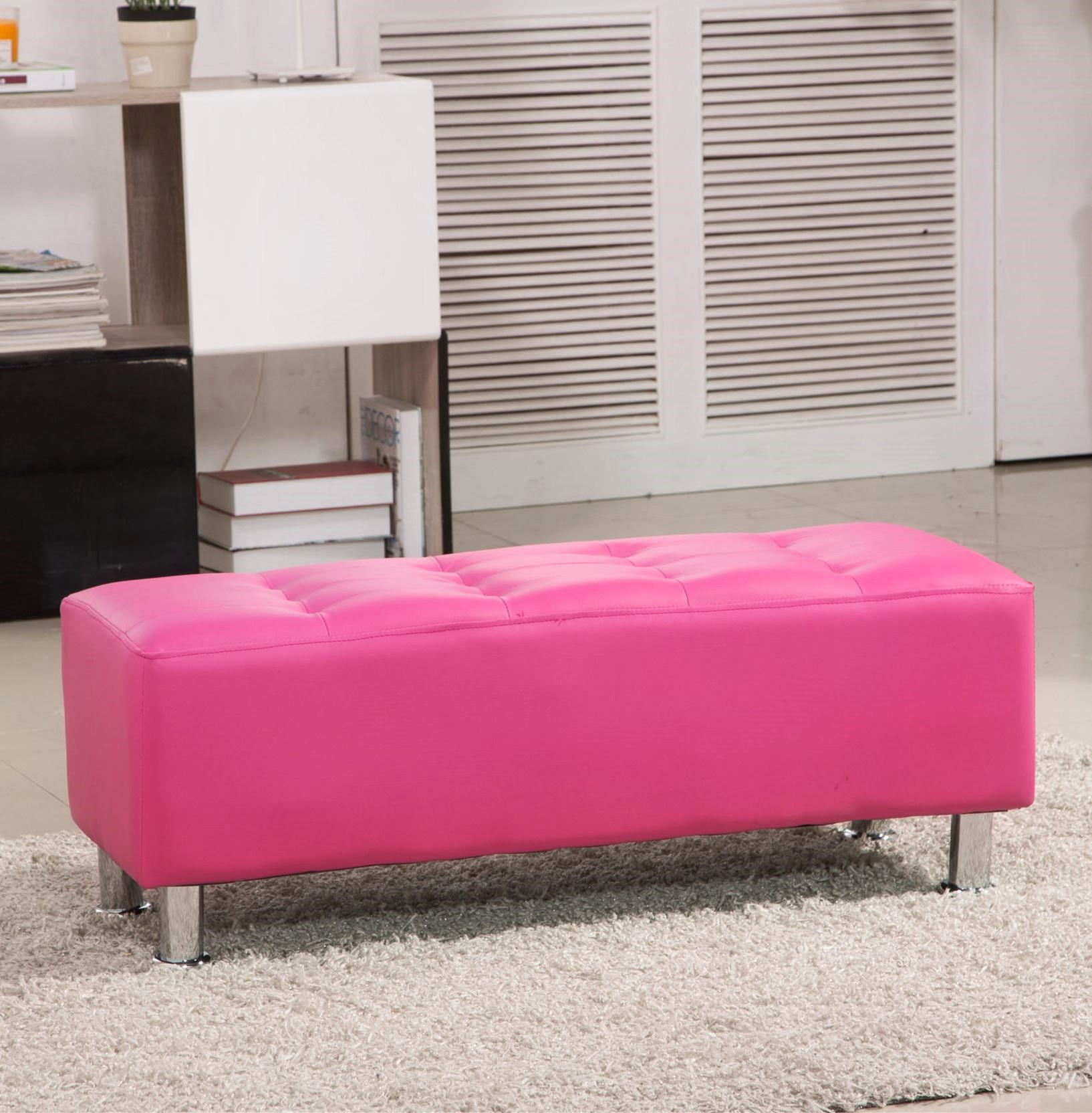 沙发凳子软包休息凳浴室换鞋凳家用玄关更衣凳长条凳子休闲椅