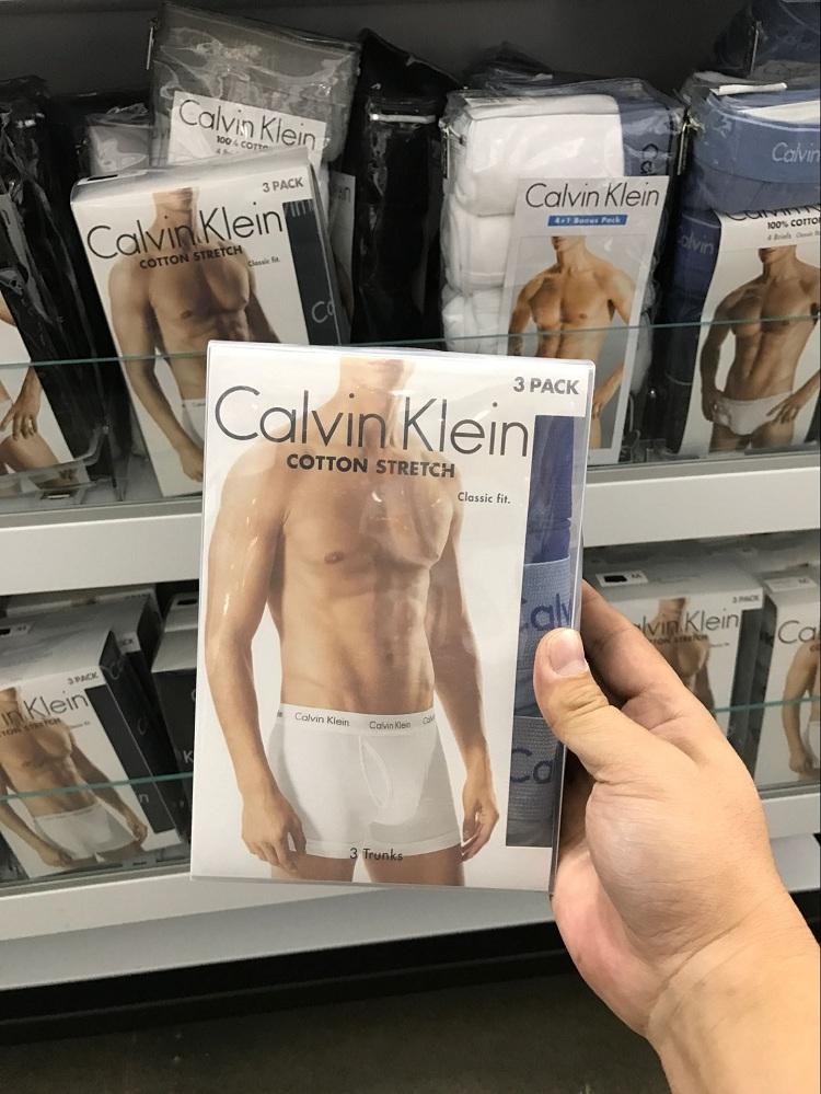 美国纯棉平角裤