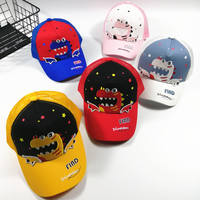 2-10 years old children's summer net hat student hat cap boys and girls stage performance cap kindergarten wholesale