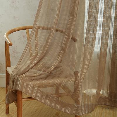 窗帘窗纱特价清仓成品纱帘客厅卧室阳台白纱飘窗沙帘布料简约现代图片