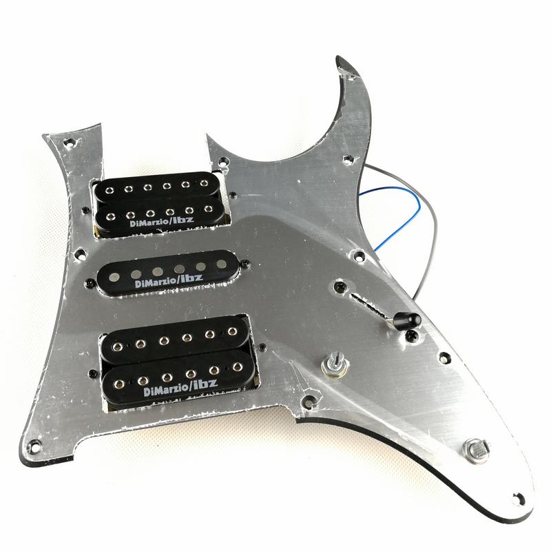 電吉他拾音器雙單雙