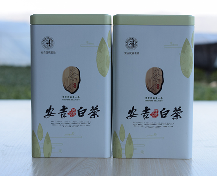 明前一级白茶珍稀白茶绿茶散装特级 克 250 新茶叶 2017 正宗安吉白茶