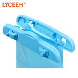 Blue Orange Lyceem 6.5 inch mobile phone waterproof bag bag shell diving swimming hot spring takeaway apple vivo Huawei