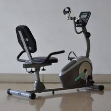Horizontal Rehabilitation Training of Household Mute Magnetically Controlled Motion Bike