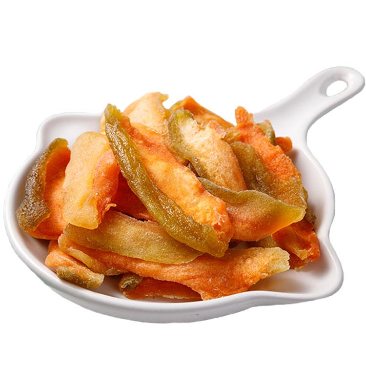 哈密瓜干新疆特产果片散装500g独立包装即食果脯蜜饯休闲零食小吃