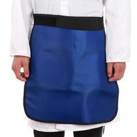 xPB07X radiation protection lead scarf radiation protection lead apron lead clothing protective square towel pregnant women radiation protective clothing