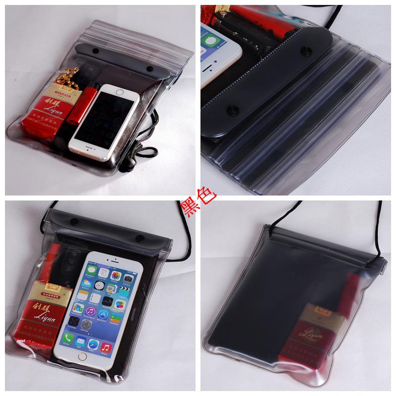 手机防水袋小米max2超大号6.5寸华为潜水套触屏游泳6.44水下拍照