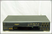 Japan original Panasonic / Panasonic 6 head HIFI recorder NV-HD100 box VHS recorder
