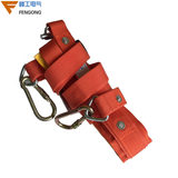 Electrician seat belt outdoor construction safety rope insurance belt high-altitude work air conditioning installation cement pole climbing rod climbing tree