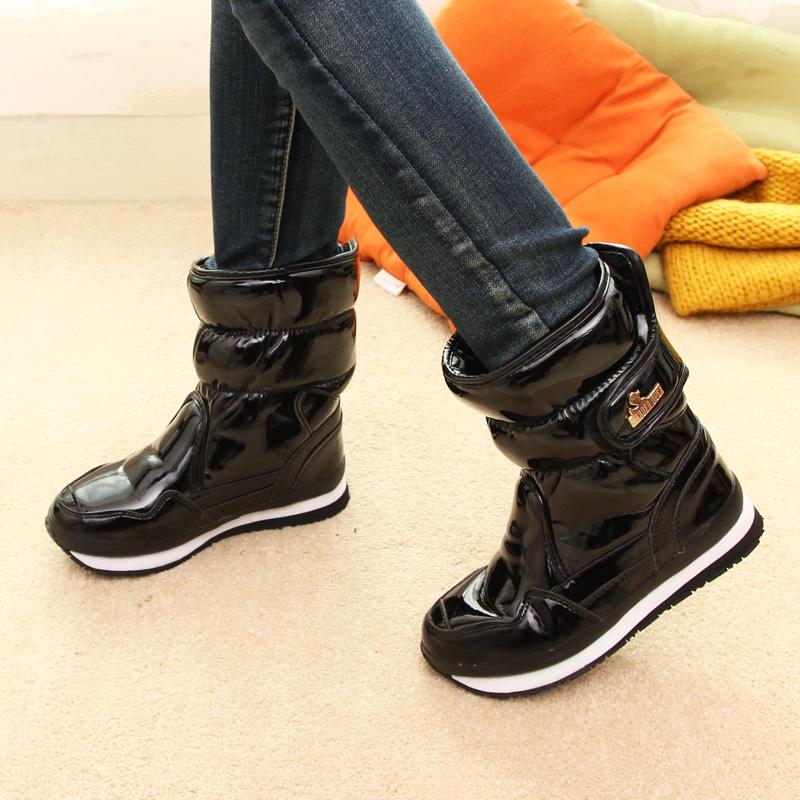 时尚雨女短靴