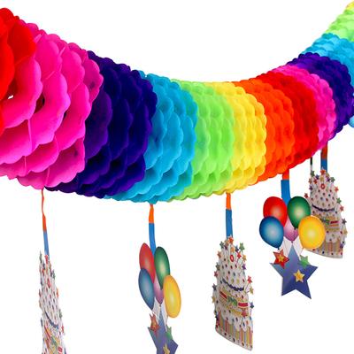 六一儿童节装饰幼儿园教室布置节日趴体61快乐舞台卡通背景墙拉旗