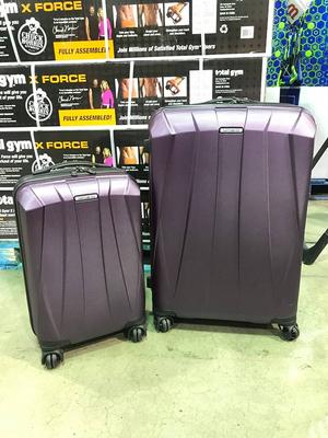 美国代购 Samsonite 新秀丽万向轮拉杆箱行李箱2件套 28寸   20寸