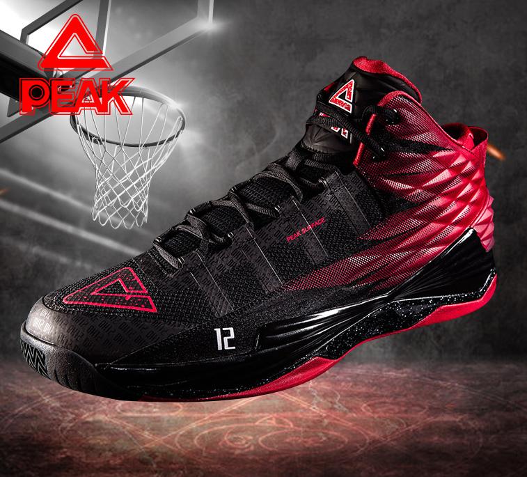匹克篮球鞋男鞋春夏季霍华德一代高帮运动球鞋耐磨减震外场篮球鞋
