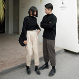 WP Shichuan loose Japanese pants hundred straight pants pants pants pants pants men