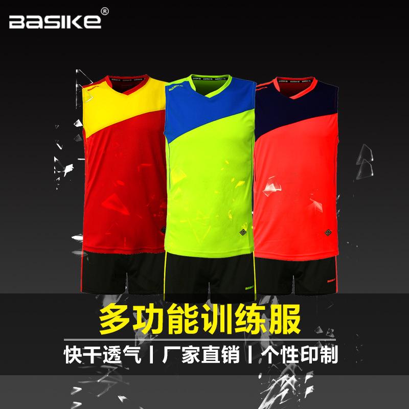 新款羽毛球服田径服男女套装 跑步马拉松乒乓球情侣短袖套装定制