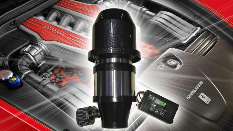 电动涡轮增压器变速