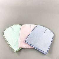 BH173 Thicken Dishwashing Gloves Kitchen Household Cleaning Dishwasher Multifunctional Scrubber Plush Durable II5