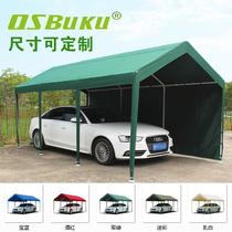 户外遮阳棚伸缩式雨棚阳台雨篷铝合金遮雨棚折叠帐篷手摇停车棚蓬