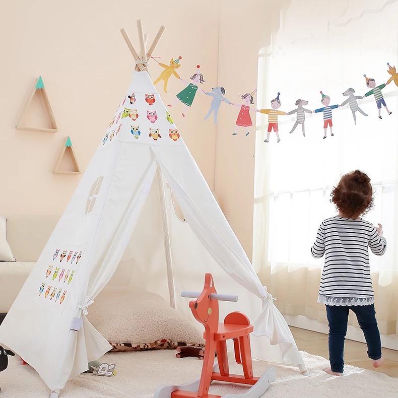 星贝祥儿童帐篷玩具屋室内外宝宝折叠公主城堡大房子海洋球游戏屋