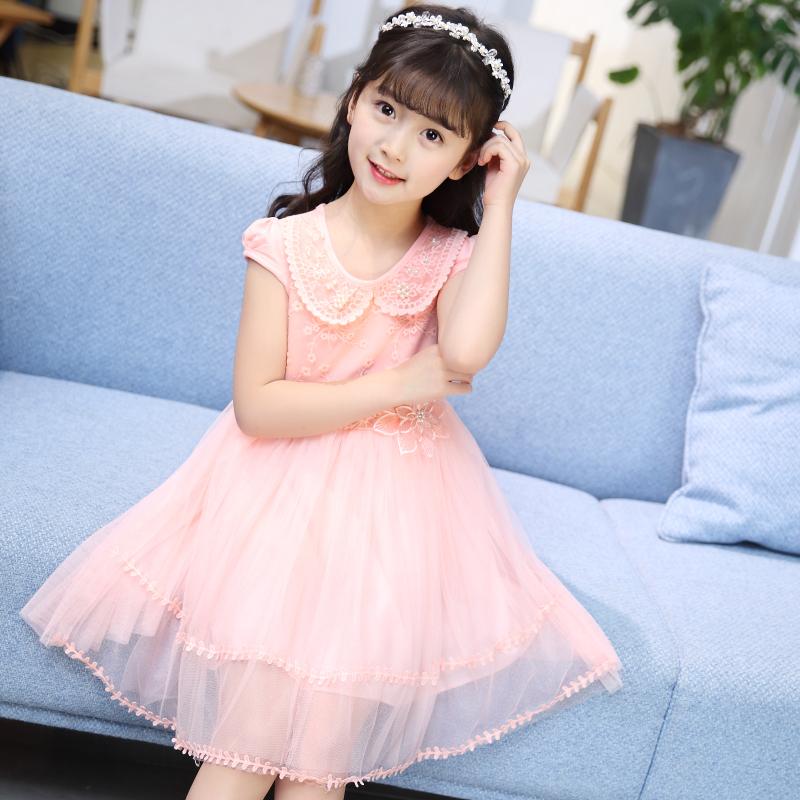 女孩娃娃裙子