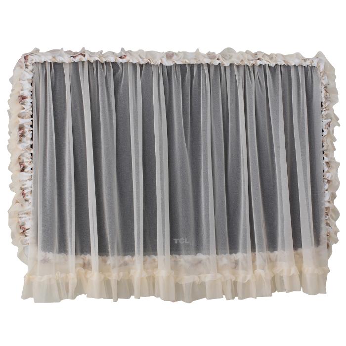 液晶电视机罩 电视边框罩55英寸5042曲面60电视套电视机罩防尘罩