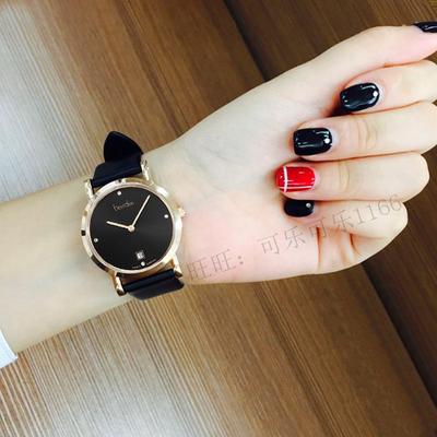正品超薄手表皮带