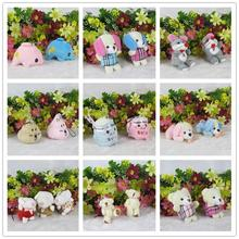 Cute dolls, small pendants, plush fabric toys, gifts, dogs, Snoopy, dolphin gifts