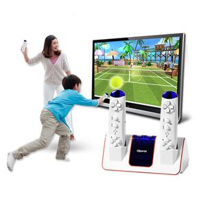 家用3D高清体感游戏机双人亲子互动电视无线感应电玩高清智能