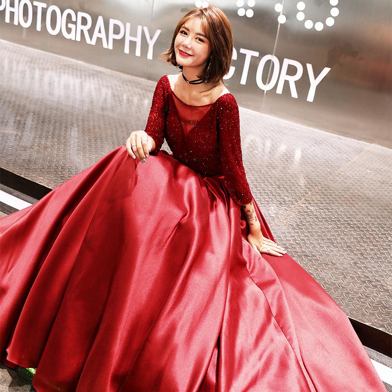 皇家尚品LF982383新娘礼服