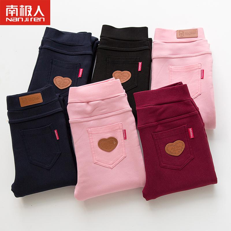 宝宝秋冬牛仔裤