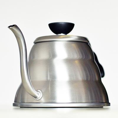 日本Hario云朵咖啡手冲壶细口壶不锈钢细嘴水壶VKB-100HSV 1L哪里购买