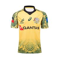 Rugby clothes Australia national team 2017-18 new rugby jersey football clothing