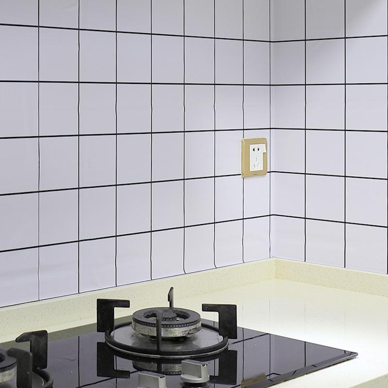 厨房贴墙纸