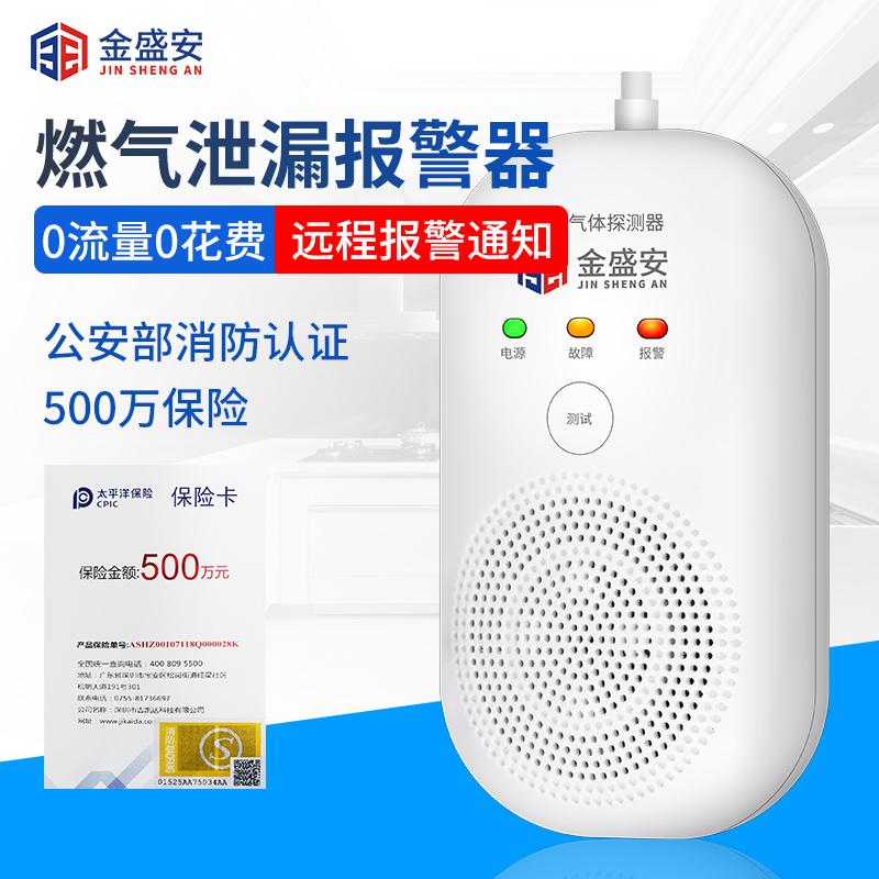 Бытовые сигнализации для обнаружения газа Артикул 543800876012
